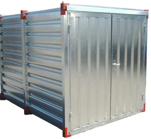 Container stockage demontable for Prix de container