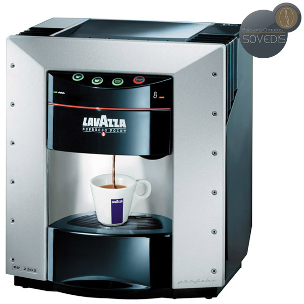 machine a cafe lavazza espresso point ep 2302. Black Bedroom Furniture Sets. Home Design Ideas