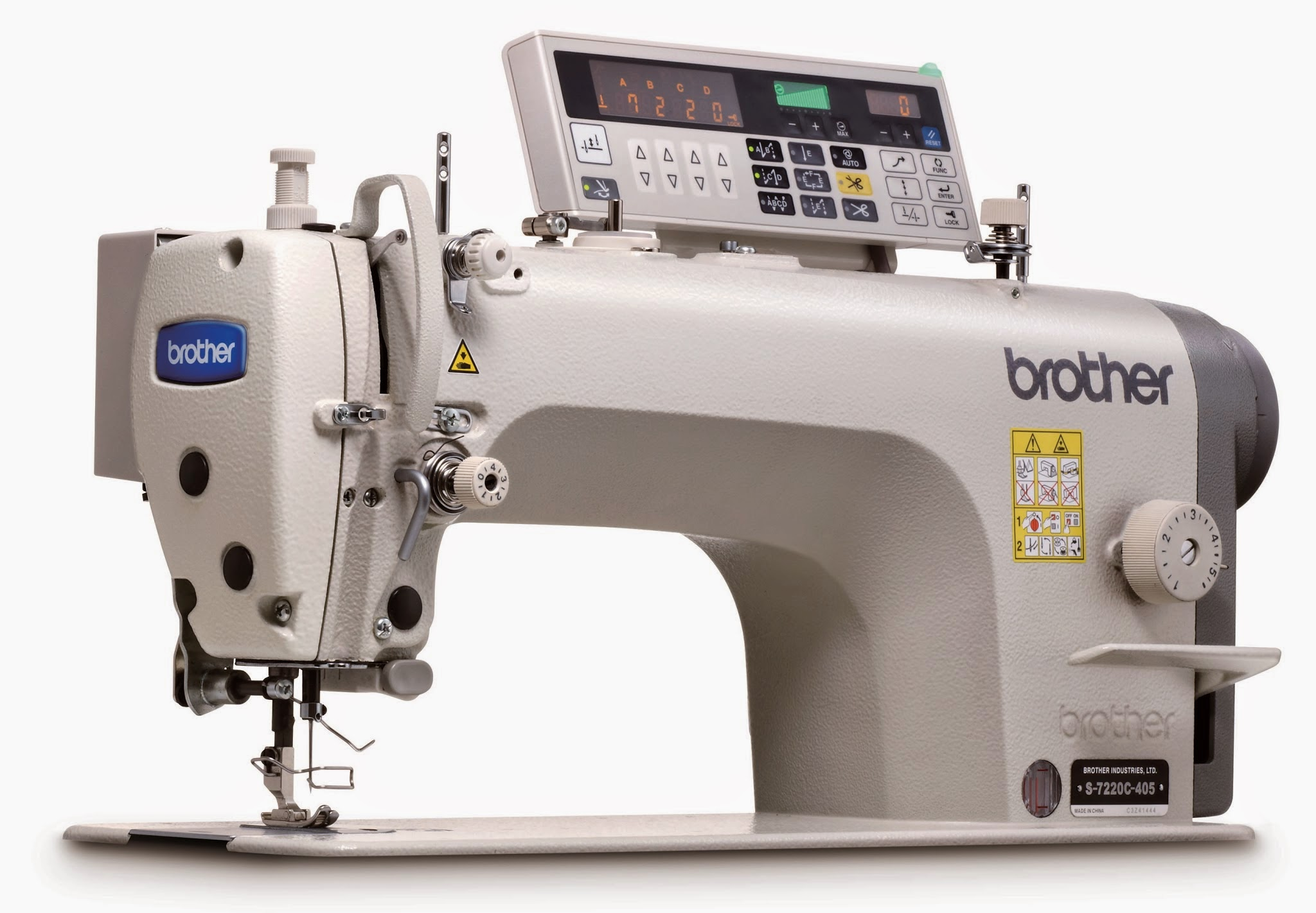 Machine a coudre brother 7220 c