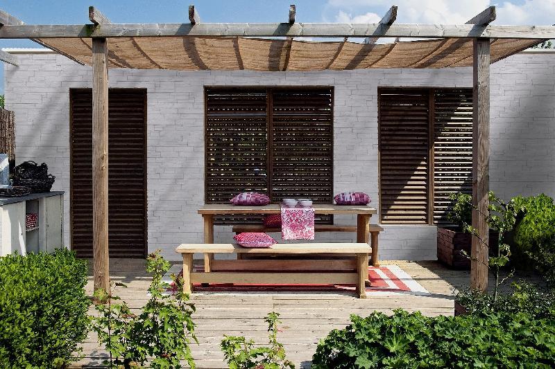 plaquettes de parement virtuosa blanc modulo comparer les prix de plaquettes de parement. Black Bedroom Furniture Sets. Home Design Ideas