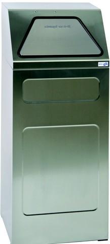 Kappes france produits de la categorie poubelles tri selectif - Poubelle inox tri selectif ...