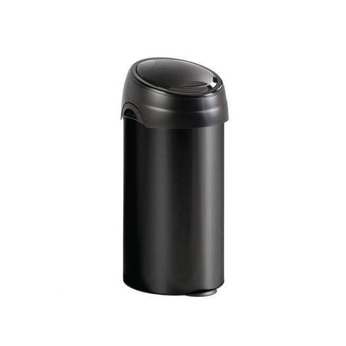 poubelle ronde avec ouverture touch 60l comparer les prix de poubelle ronde avec ouverture. Black Bedroom Furniture Sets. Home Design Ideas