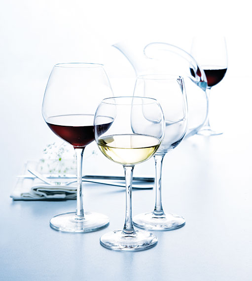 Verres de table a vin acoroc for Fournisseur vaisselle restaurant