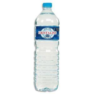 Cri btle plas eau cristaline 1.5l 11160
