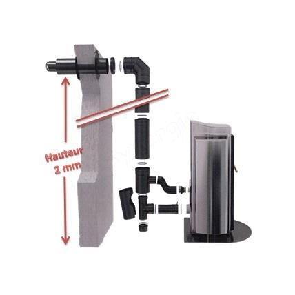 kit tubage concentrique bioten 80 125 mm 10 pi ces 4 joints comparer les prix de kit. Black Bedroom Furniture Sets. Home Design Ideas