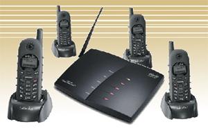 Telephone Voip Sans Fil Lignes - Téléphone sans fil longue portée