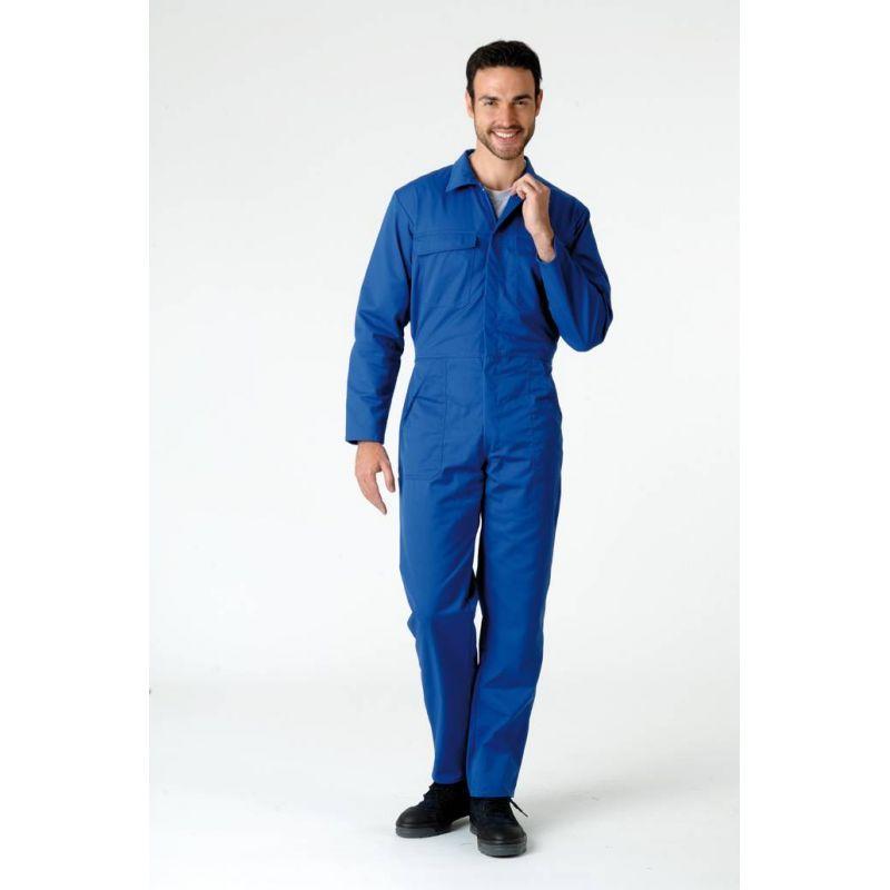 combinaison de travail homme polycoton bleu bugatti la fileuse comparer les prix de combinaison. Black Bedroom Furniture Sets. Home Design Ideas