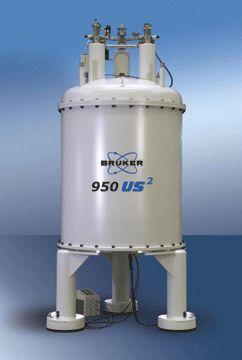 LES AIMANTS SUPRACONDUCTEURS - 950 MHZ US²