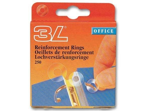 OEILLETS PP- TRANSPARENT - NEUF - 3L