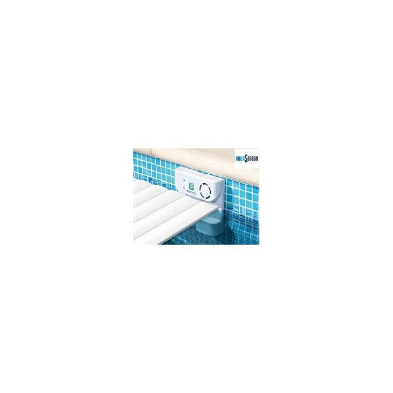 Alarme piscine detecteur d 39 immersion sensor espio for Alarme piscine debordement