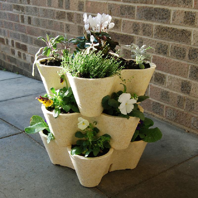pots de fleurs et conteneurs jardin et saisons achat vente de pots de fleurs et conteneurs. Black Bedroom Furniture Sets. Home Design Ideas