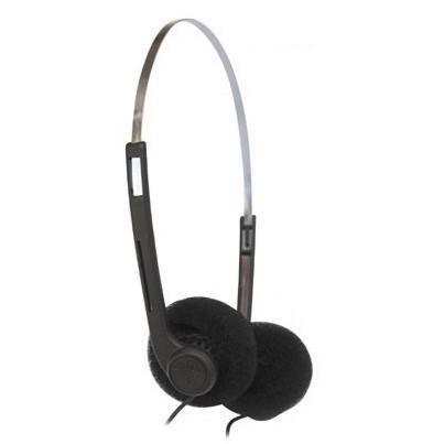 CASQUE STEREO JETABLE 1.20M