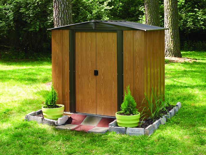 Abris de jardin comparez les prix pour professionnels for Blooma abris de jardin