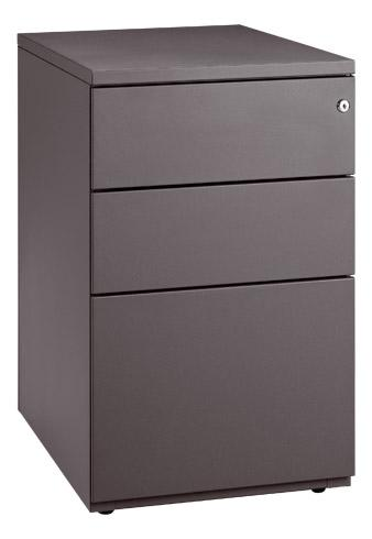 caisson m tal hauteur bureau bruneau profondeur 54 cm bruneau comparer les prix de caisson. Black Bedroom Furniture Sets. Home Design Ideas