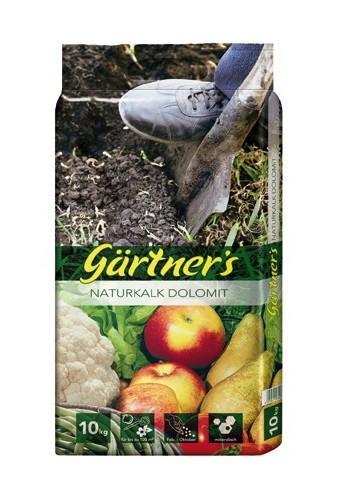 DOLOMITE CHAUX AGRICOLE 10 KG - GARTNERS