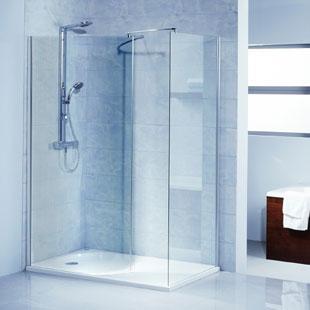 Ambiance salle de bain - Paroi de douche vitree ...