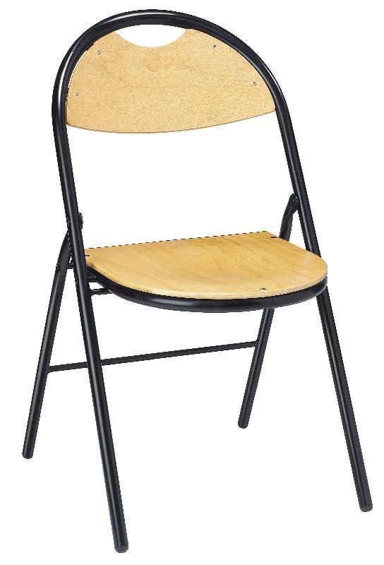 Chaise pliante florence en bois