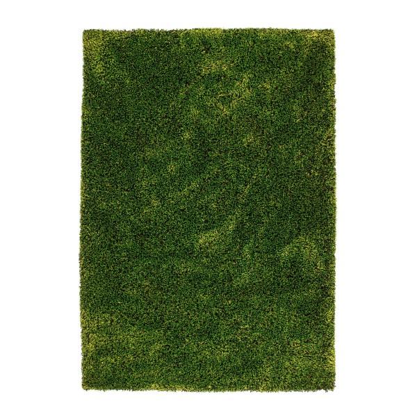 tapis shaggy tanzania zanzibar vert 80 cm x 150 cm. Black Bedroom Furniture Sets. Home Design Ideas