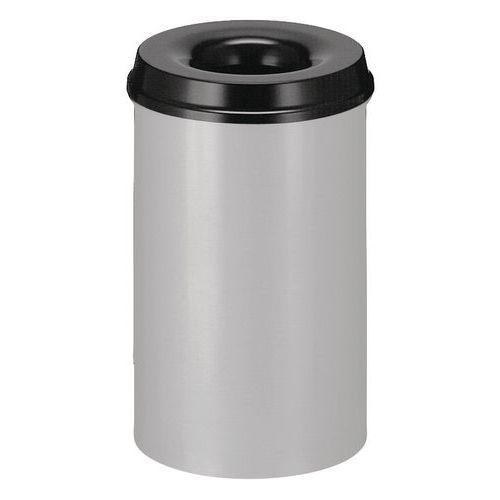poubelle papier anti feu 20 l comparer les prix de poubelle papier anti feu 20 l sur. Black Bedroom Furniture Sets. Home Design Ideas
