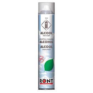 ALCOOL MÉNAGER 95° RONT