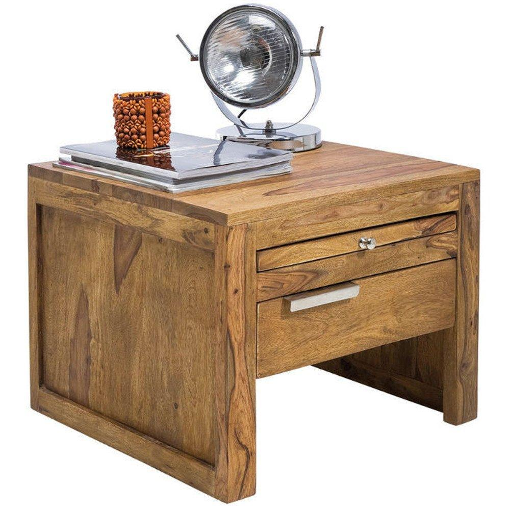 free chevet wood en bois massif tiroir with tiroir bois brut. Black Bedroom Furniture Sets. Home Design Ideas
