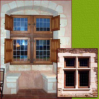 Atelier lancelot produits fenetres en bois for Fenetre 16 9