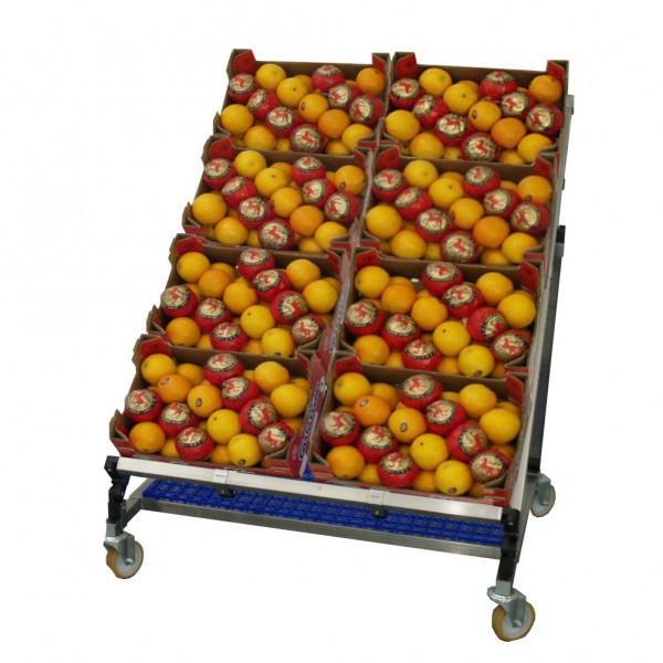 Pr sentoir l gume et fruit comparez les prix pour - Presentoir fruits et legumes ...