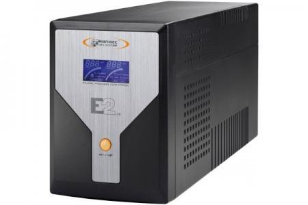 65352 - ONDULEUR E2 LCD ON LINE - 2000 VA