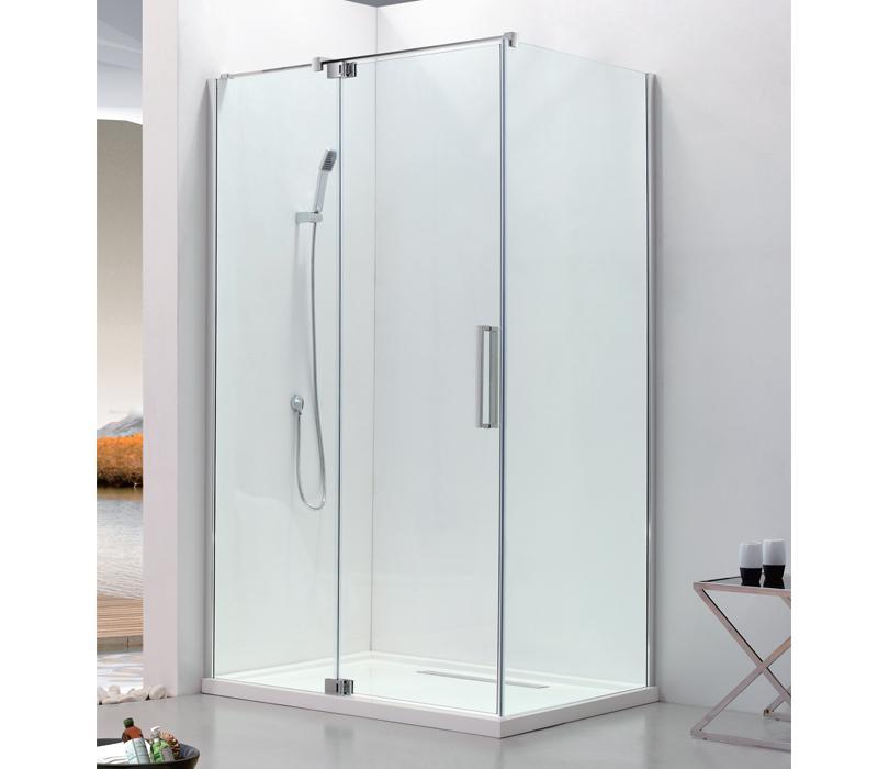 cool paroi de douche avec porte pivotante range elegant with porte de douche coulissante pas cher. Black Bedroom Furniture Sets. Home Design Ideas