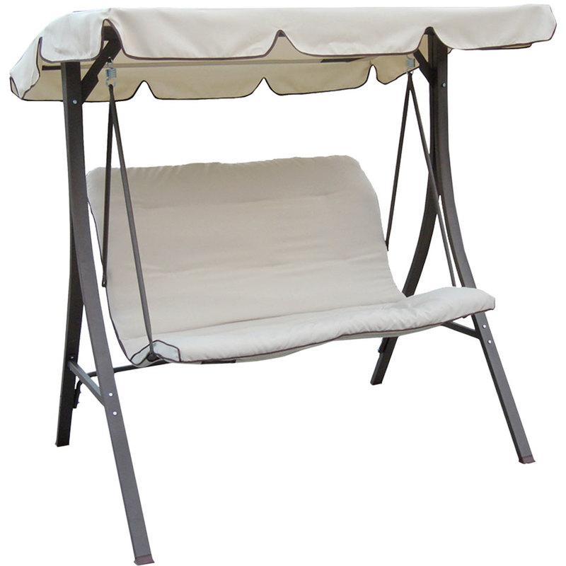 balancelle bricobravo achat vente de balancelle bricobravo comparez les prix sur. Black Bedroom Furniture Sets. Home Design Ideas
