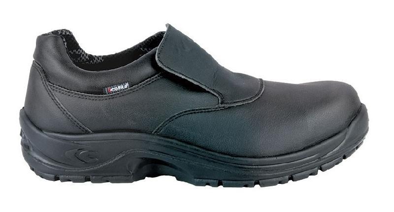 Cofra Puskas S3 SRC Paire de Chaussures de s/écurit/é Taille 36 Noir