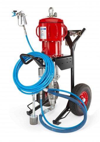Pompe peinture pneumatique airless larius -  l00068400k super nova 45/1