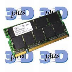 BARRETTE MÉMOIRE 1 GB SODIMM DDR ECC