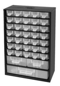 casier acier 35 tiroirs comparer les prix de casier acier. Black Bedroom Furniture Sets. Home Design Ideas
