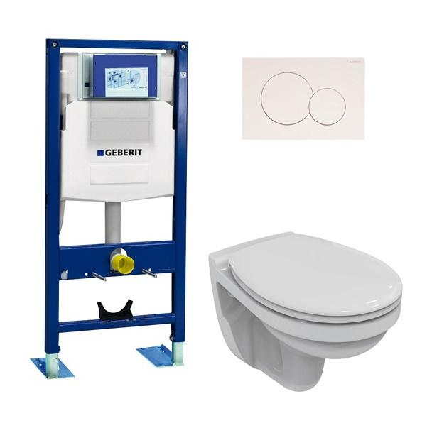 Pack wc suspendu geberit ideal standard autoportant 3 en 1 for Cuvette wc suspendu ideal standard