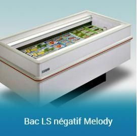 Bac négatif melody 1,50m / 2m