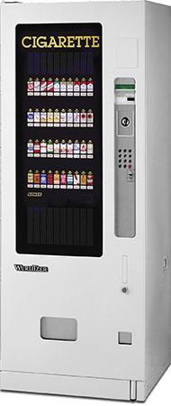 Distributeurs automatiques de cigarettes