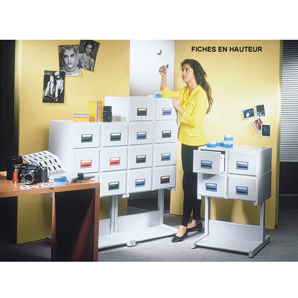 STAND ANTIBASCULANT POUR FICHIER X33132
