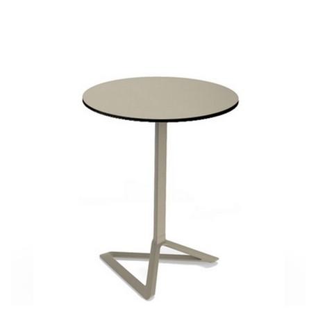 Table de jardin delta - table rabattable