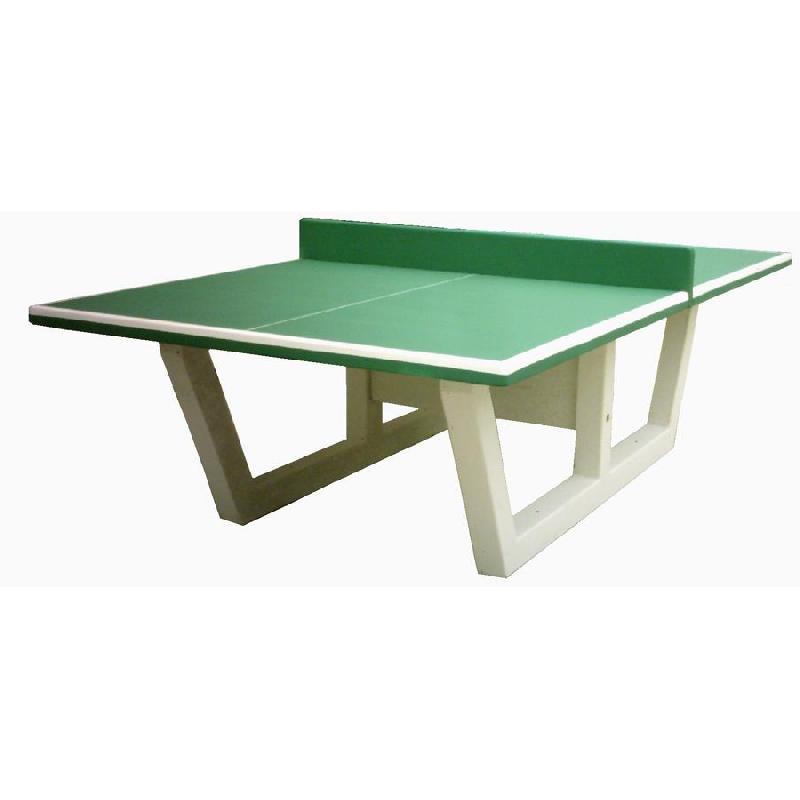 Equipements de tennis de table comparez les prix pour - Table de ping pong exterieur en beton ...