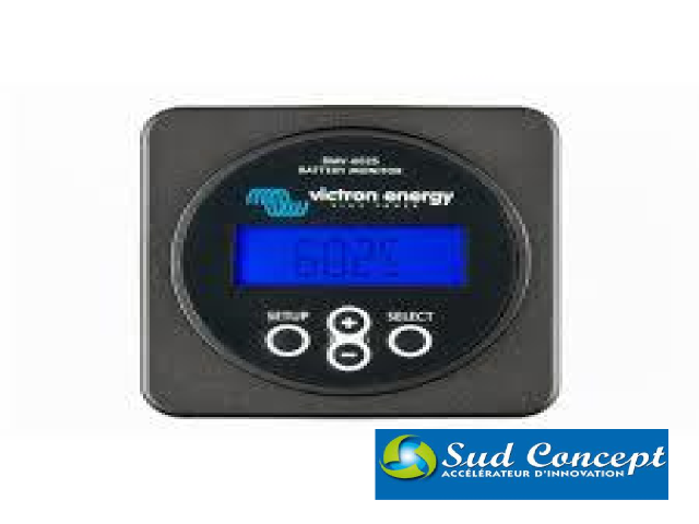 victron energy moniteur de controle de batteries bmv 600s black. Black Bedroom Furniture Sets. Home Design Ideas