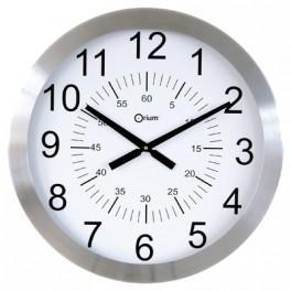 Horloge murale mouvenemt quartz diametre 60 cm comparer les prix de horloge m - Horloge 60 cm de diametre ...