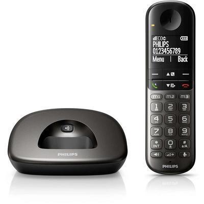 T l phone sans fil philips achat vente de t l phone - Telephone sans fil avec repondeur pour senior ...