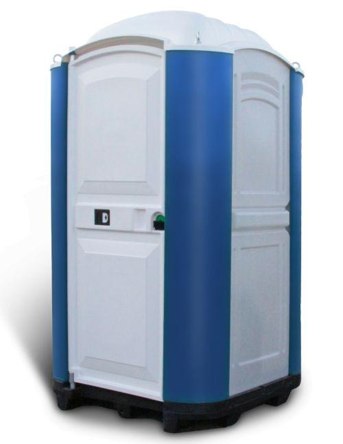 Cabine wc autonome - à l'anglaise - mecabi