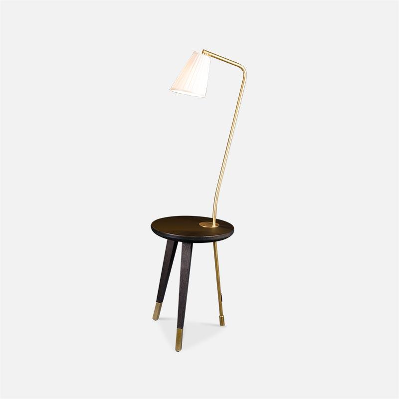 chevet lampadaire. Black Bedroom Furniture Sets. Home Design Ideas