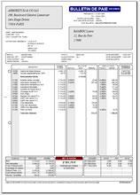 Exemple bulletin de salaire gardien d 39 immeuble - Grille ingenieur territorial ...