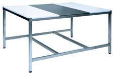 Table mixte de découpe