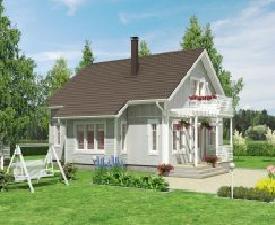 Maisons passives classiques en bois maison lea for Maison bois classique
