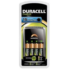 CHARGEUR RAPIDE 15 MINUTES CEF15 DURACELL