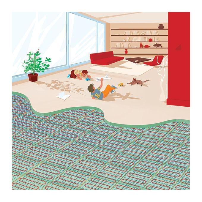 accessoires pour planchers chauffants comparez les prix pour professionnels sur. Black Bedroom Furniture Sets. Home Design Ideas